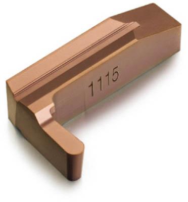 【代引不可】サンドビック コロカット1 突切り・溝入れチップ 1115(5個) LG123H103000002GS 6097685