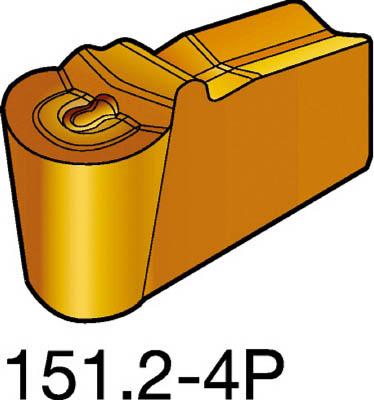 【代引不可】サンドビック T-Max Q-カット 突切り・溝入れチップ 1125(10個) N151.2300304P 6098762