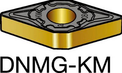 【代引不可】サンドビック T-Max P 旋削用ネガ・チップ 3210(10個) DNMG110412KM 6191011