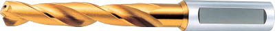 OSG 一般加工用MTシャンク レギュラ型 ゴールドドリル(1本) EXMTGDR23.5XMT3 6310044