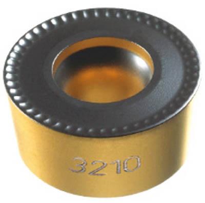 サンドビック コロターン107 旋削用ポジ・チップ 3210(10個) RCMT1204M0 6950736