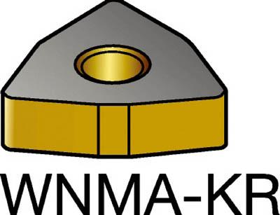 【代引不可】サンドビック T-Max P 旋削用ネガ・チップ 3205(10個) WNMA080408KR 6952267