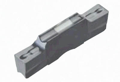 タンガロイ 旋削用溝入れTACチップ COAT(10個) DTF4040R 7087896