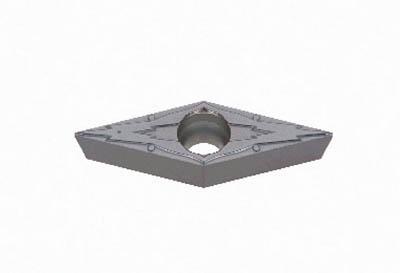 タンガロイ 旋削用M級ポジTACチップ COAT(10個) VBMT160404PSF 7023219