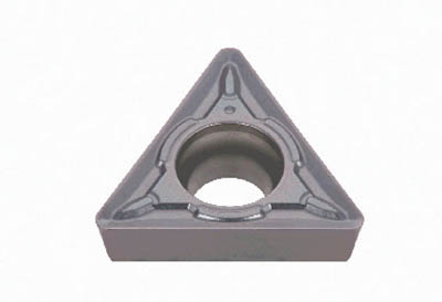 タンガロイ 旋削用M級ポジTACチップ COAT(10個) TPMT16T304PM 7053746