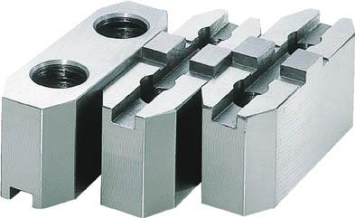 TRUSCO 生爪ソール用 標準型 チャック12インチ(1組) MSE12 1127870