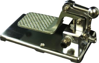 扶桑 空気機器 足踏式空気弁 C-50型 (1/4ニップル付)(1個) C50 1196235