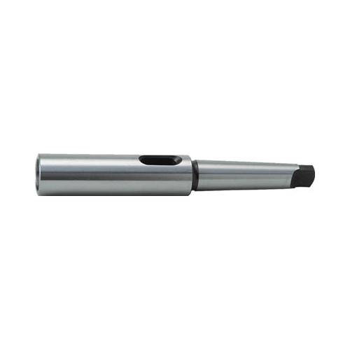 【全商品オープニング価格 特別価格】 ドリルソケット焼入内径MT-5外径MT-5研磨品(1本) TRUSCO TDC55Y 2306174:イチネンネット-DIY・工具