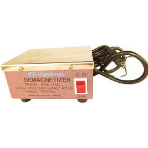 【代引不可】カネテック 標準型脱磁機KMD型(1台) KMD40C 1077384