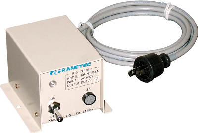 50%OFF 電磁チャック用整流器(1台) カネテック KRN103A 3611914:イチネンネット-DIY・工具