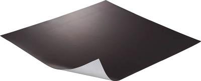 TRUSCO マグネットシート 糊付 t3.0mmX500mmX500mm(1枚) TMGNK3500 4789865