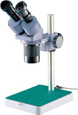 HOZAN 実体顕微鏡 デバイスビュアー10×/20×(1台) L50 1196375