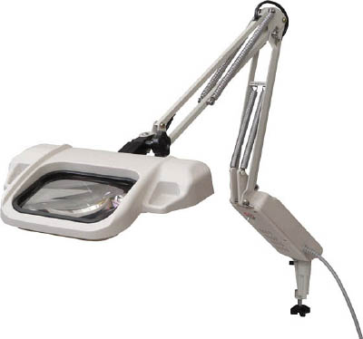 オーツカ 照明拡大鏡 オーライト3型 2×(1台) OLIGHT32X 3227073