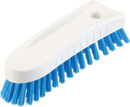 CONDOR:HG ハンドブラシS ソフト ブルー(耐熱 水回り 掃除)