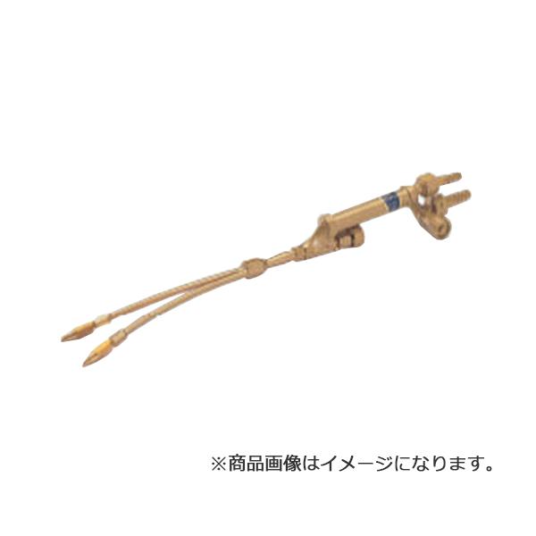 TASCO(タスコ):2火口バーナー (プロパン・サンソ用、細カプラー付) TA370-1H