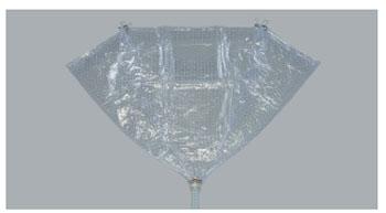 エアコン洗浄関連ツール 4528422281969 TASCO(タスコ):天井カセット用洗浄シート (800×1600 塩化ビニール) TA918E-3