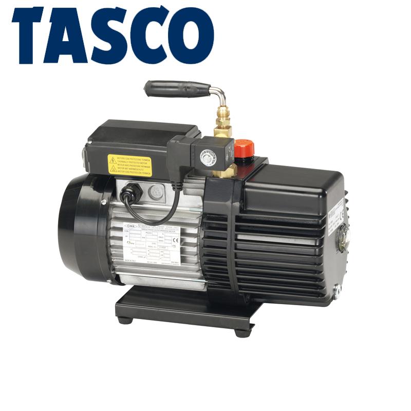 TASCO(タスコ):オイル逆流防止弁付高性能ツーステージ真空 ケース付 TA150MX-B, カシワザキシ:16e78f40 --- pompy.jp