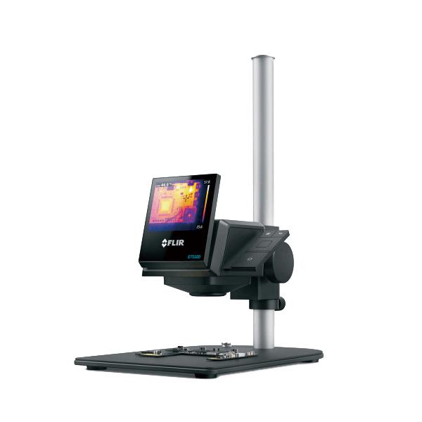 フリアーシステムズジャパン:エレクトロニクス試験用サーモグラフィー TA410ETS-320
