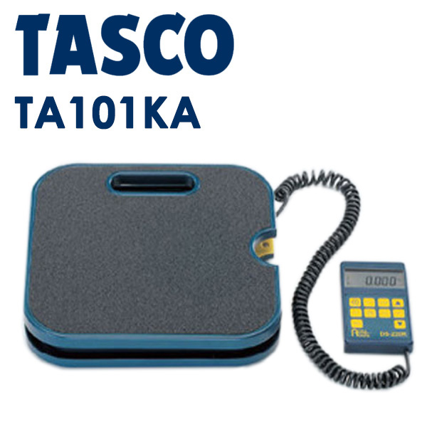 TASCO(タスコ):多機能型高性能エレクトロニックチャージングスケール TA101KA