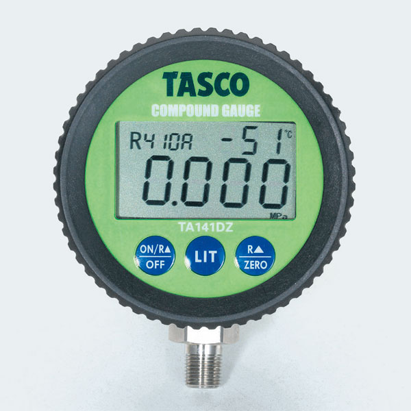 4528422327650 TASCO(タスコ):デジタル連成計(78φ) TA141DZ