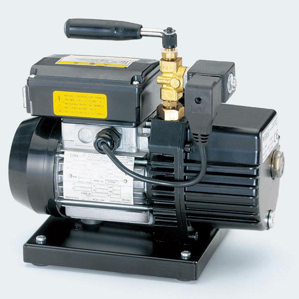 TASCO(タスコ):オイル逆流防止弁付高性能ツーステージ真空ポンプ TA150FX