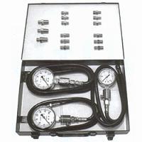 NPA(東洋テック):油圧計3点セット(低圧・高圧) CT-3S