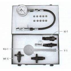 NPA(東洋テック):ディーゼルエンジン用コンプレッションテスター[農機用(ノズルホルダー用)] DF-5 測定機器 計測機器 園芸 農業 圧力