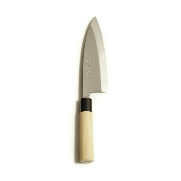 マサヒロ:正広作 特上 出刃 165mm #15806 15806