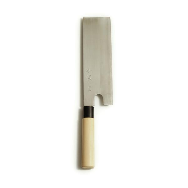 【代引不可】マサヒロ:正広作 特上 麺切 240mm #15898 15898