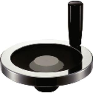 NBK(鍋屋バイテック):アルミディスクハンドル HCH140C16