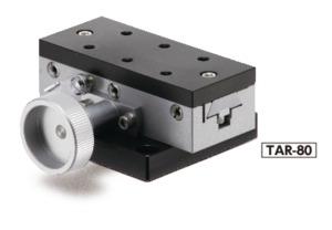NBK(鍋屋バイテック):X軸ラックピニオンステージ TAR60D