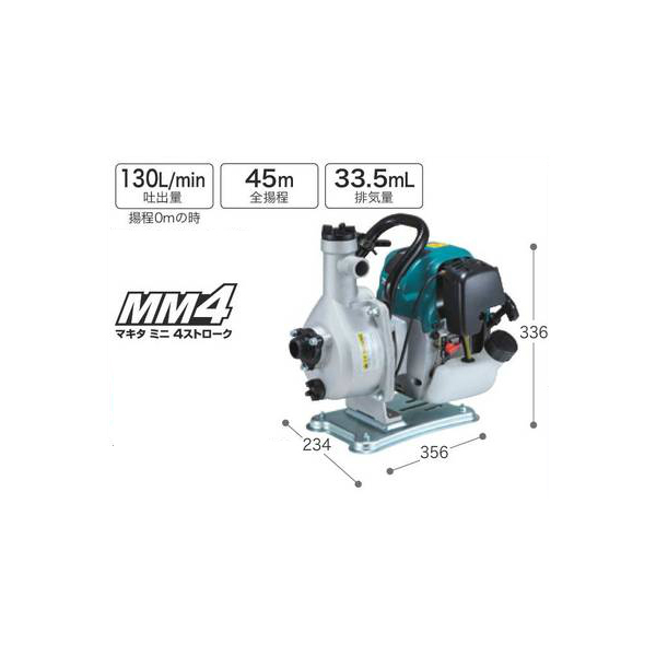 makita(マキタ):エンジンポンプ MEW1060H