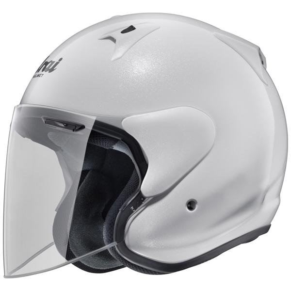 ARAI(アライ):SZ-G グラスホワイト S 55-56cm