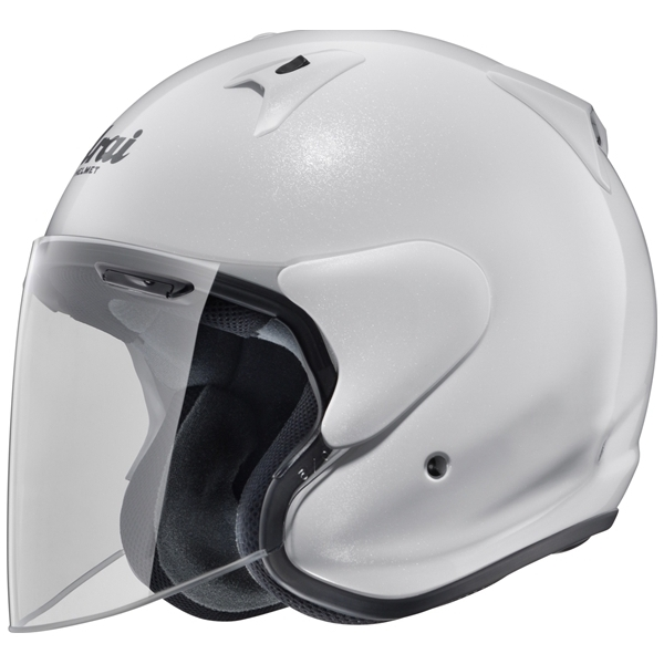 ARAI(アライ):SZ-G グラスホワイト L 59-60cm