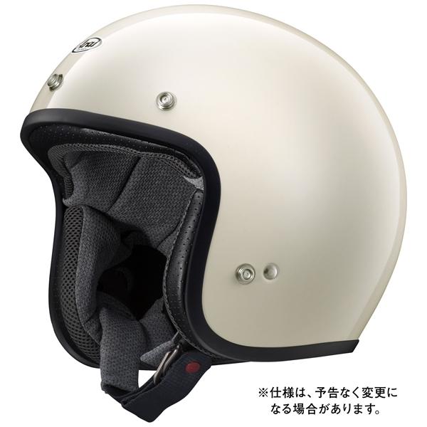 ARAI(アライ):CLASSIC-MOD パイロットホワイト M 57-58cm