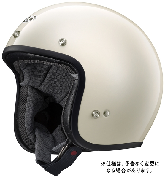ARAI(アライ):CLASSIC-MOD パイロットホワイト XL 61-62cm