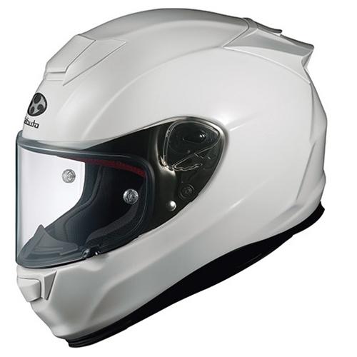 世界で戦える、軽量ハイスペック・スポーツモデル。 4966094539252 OGK(オージーケー):RT-33 ホワイト XL