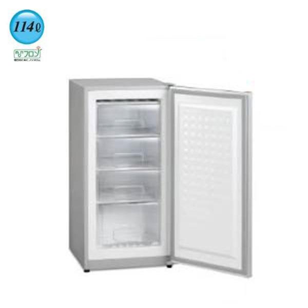 三ツ星貿易:冷凍庫 直冷式 114L MA-6114