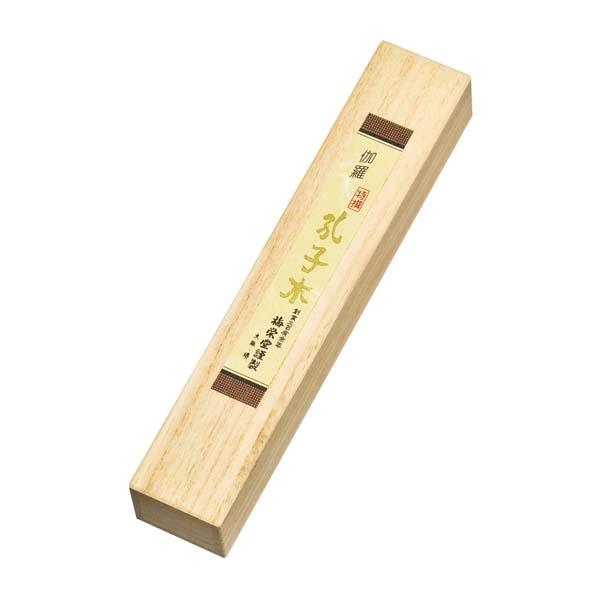 梅栄堂:特撰孔子木 中寸1把入上桐箱 901