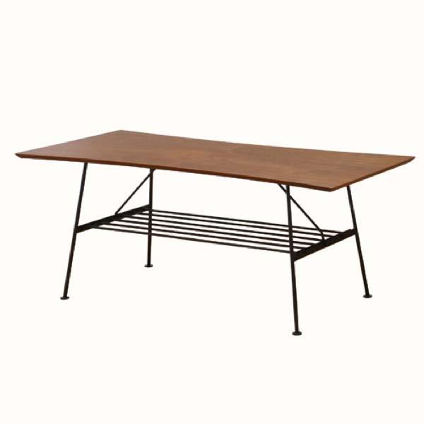 【代引不可】市場:anthem Center Table ANT-2391BR