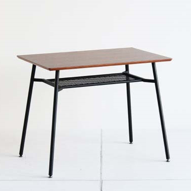 【代引不可】市場:anthem Dining Table S ANT-2831BR