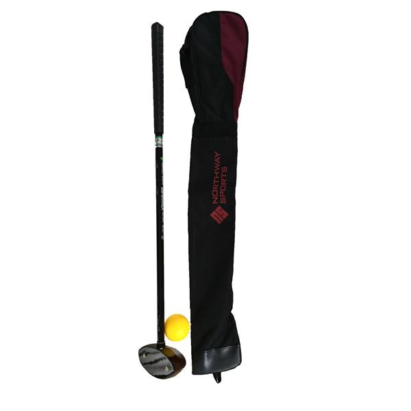 マルシン産業:PG-350L パークゴルフセット左用3点セット PG-350L 用品 女性用 男性用 左利き