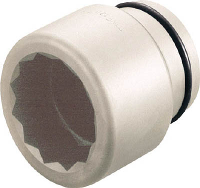 TONE インパクト用ソケット(12角) 105mm(1個) 12AD105 3963578