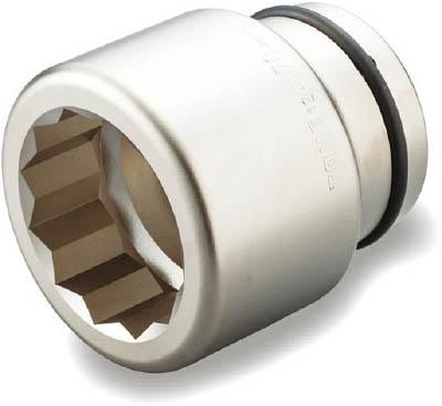 TONE インパクト用ソケット(12角) 120mm(1個) 12AD120 4816731