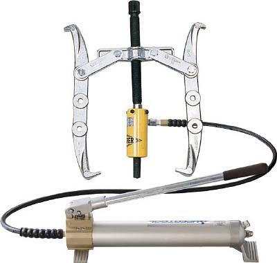 スーパー 2本爪油圧プーラセット(最大使用外径300)(1S) GLP12 3954056