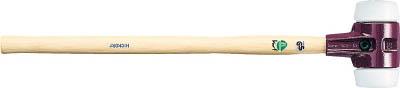 最安値で  4817672:イチネンネット ハルダー ポリエチレン(白) 3007.141 頭径140mm(1本) シンプレックススレッジハンマー-DIY・工具