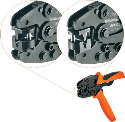 ワイドミュラー 圧着工具 PZ 6 Roto(1丁) 9014350000 4496116