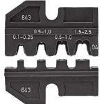 KNIPEX 9749-14 圧着ダイス (9743-200用)(1個) 974914 7738340
