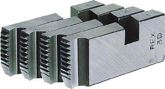 REX パイプねじ切器チェザー 112R 15A-20A 1/2X3/4(1組) 112RK 1235401