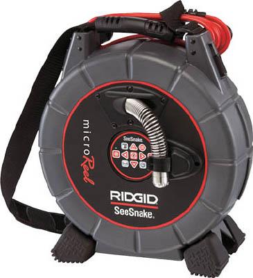 【代引不可】RIDGE マイクロリールL100C 30M(1台) 35188 3756726